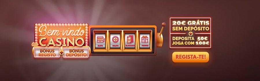 Bónus Casino Online Betpt: 20€ grátis sem depósito!