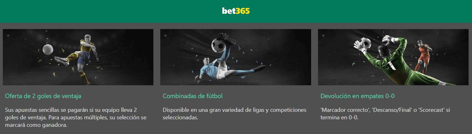 Bet365 Argentina con mucha variedad de promociones!